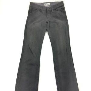 Madewell women's Black Skinny Jeans Q441